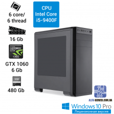Компьютер (Alfa Server) Intel Core i5-9400F
