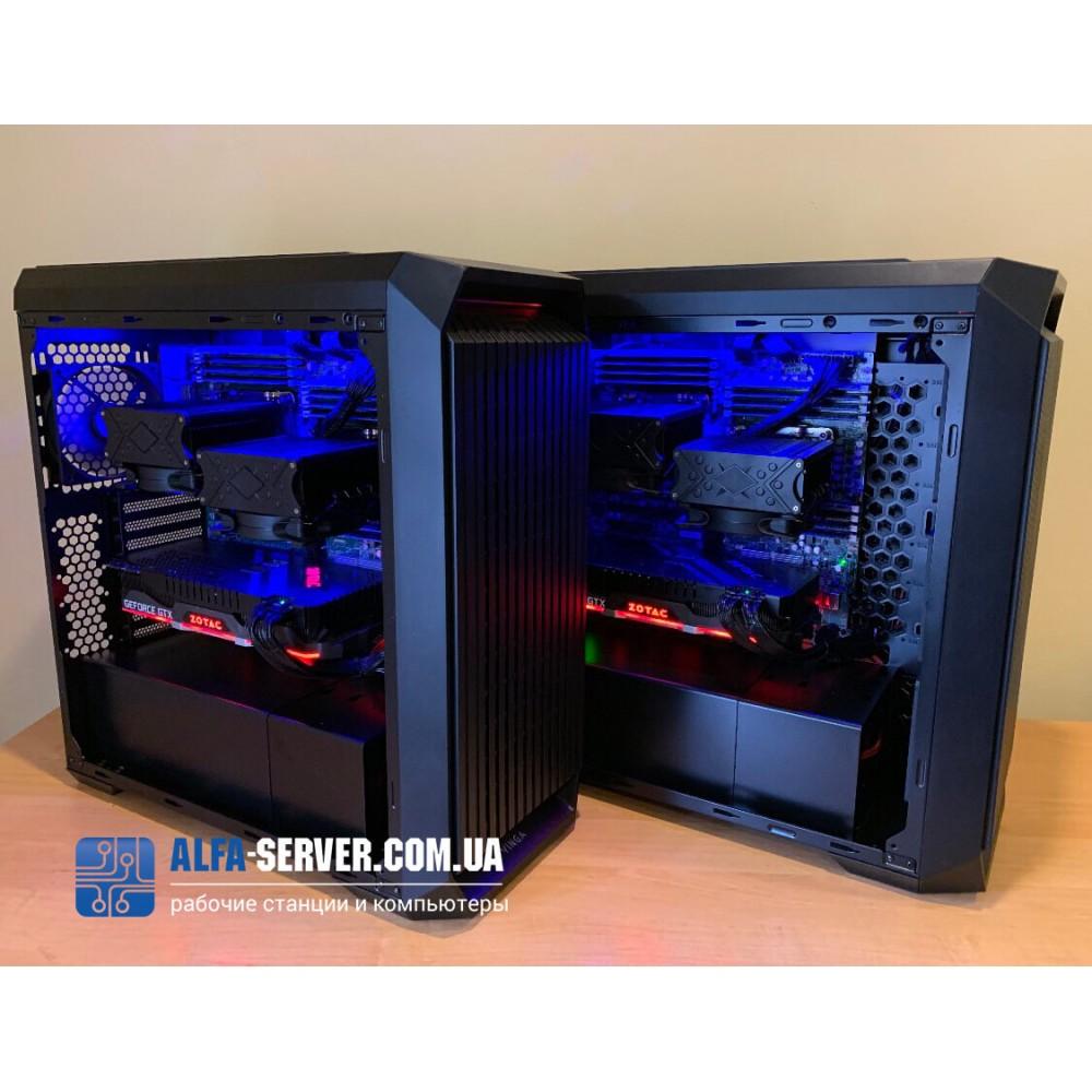 Рабочая станция  для AutoCAD, 3Ds Max, Maya, Corona, V-Ray