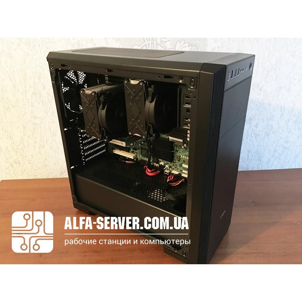 Рабочая станция для работы в 3Ds Max, рендеринга, AutoCAD, Maya, Corona, V-Ray.